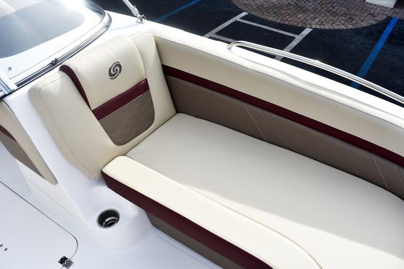 Thumbnail 35 for New 2019 Hurricane 217 SunDeck OB boat for sale in Vero Beach, FL