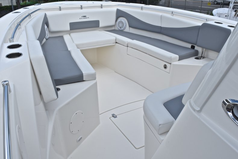 Thumbnail 72 for New 2019 Cobia 320 Center Console boat for sale in Vero Beach, FL