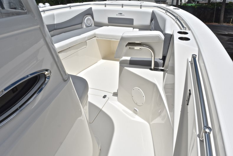 Thumbnail 73 for New 2019 Cobia 320 Center Console boat for sale in Vero Beach, FL