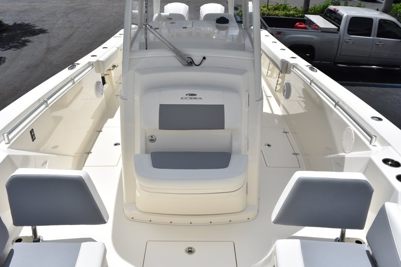Thumbnail 92 for New 2019 Cobia 320 Center Console boat for sale in Vero Beach, FL