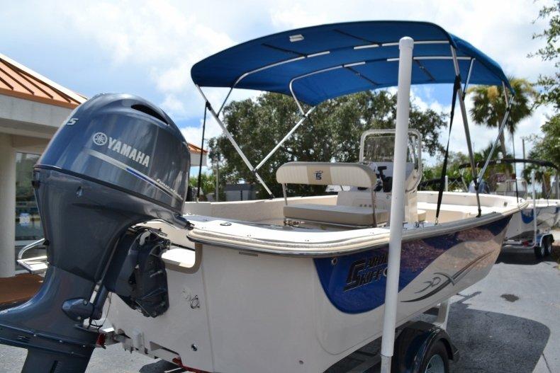 Thumbnail 5 for New 2019 Carolina Skiff 198DLV boat for sale in Vero Beach, FL