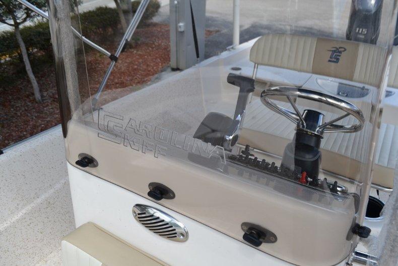 Thumbnail 14 for New 2019 Carolina Skiff 198DLV boat for sale in Vero Beach, FL