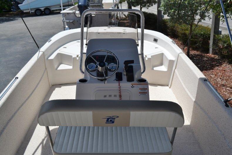 Thumbnail 9 for New 2019 Carolina Skiff 198DLV boat for sale in Vero Beach, FL