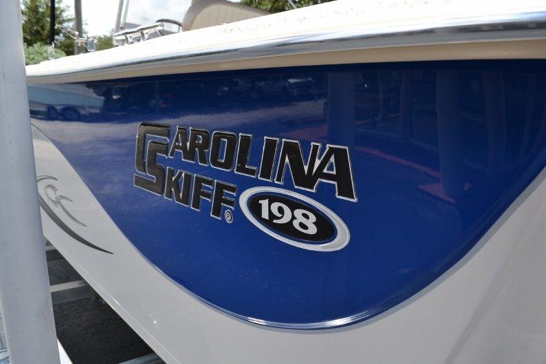 Thumbnail 19 for New 2019 Carolina Skiff 198DLV boat for sale in Vero Beach, FL
