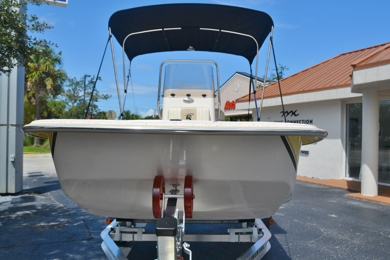 Thumbnail 2 for New 2019 Carolina Skiff 1765 DLX boat for sale in Vero Beach, FL
