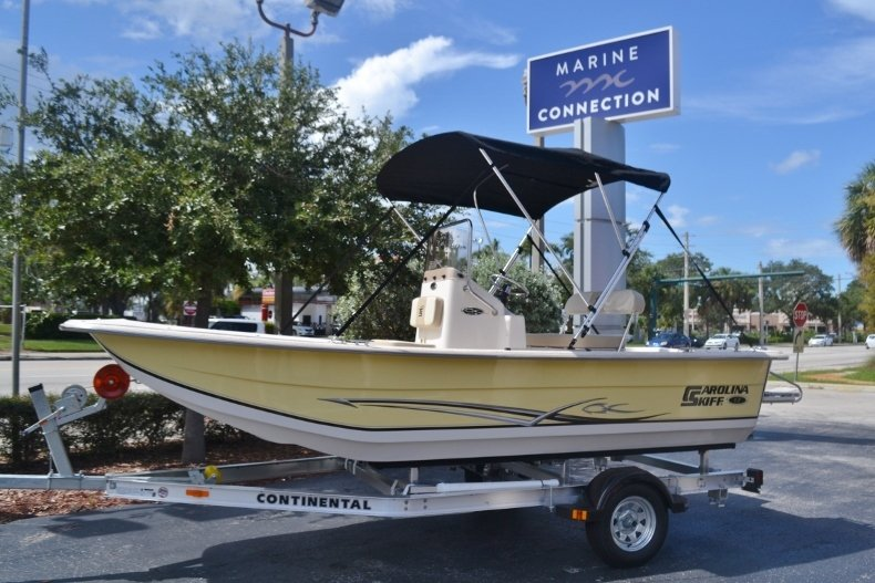 Thumbnail 0 for New 2019 Carolina Skiff 1765 DLX boat for sale in Vero Beach, FL