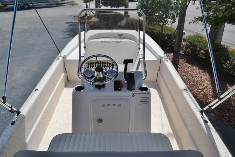 Thumbnail 9 for New 2019 Carolina Skiff 1765 DLX boat for sale in Vero Beach, FL