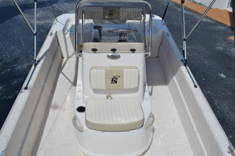 Thumbnail 13 for New 2019 Carolina Skiff 1765 DLX boat for sale in Vero Beach, FL