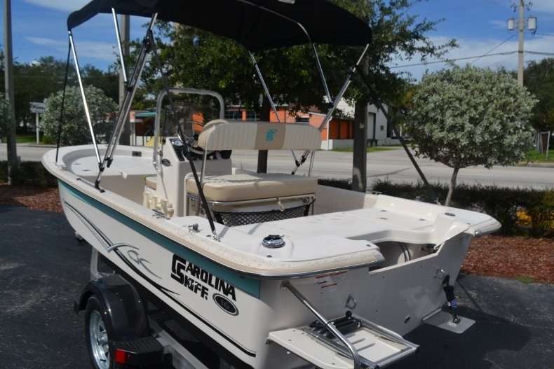 Thumbnail 3 for New 2019 Carolina Skiff 16 JVX boat for sale in Vero Beach, FL