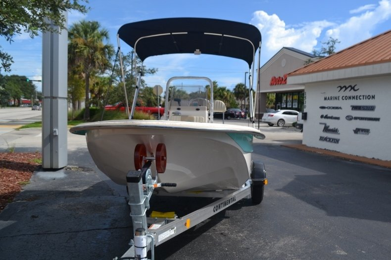 Thumbnail 2 for New 2019 Carolina Skiff 16 JVX boat for sale in Vero Beach, FL