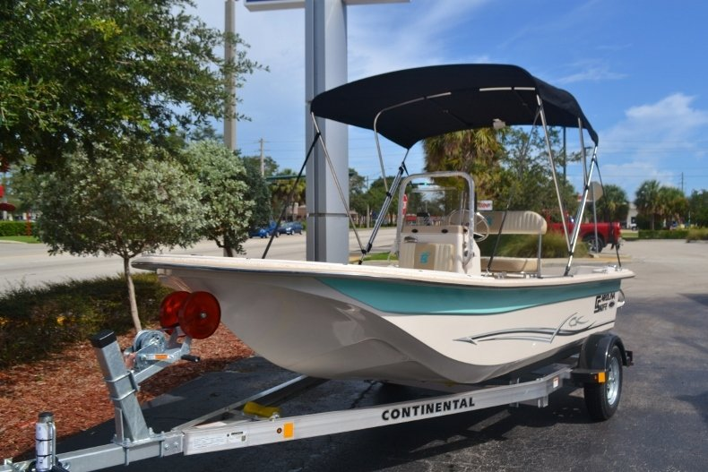 Thumbnail 1 for New 2019 Carolina Skiff 16 JVX boat for sale in Vero Beach, FL