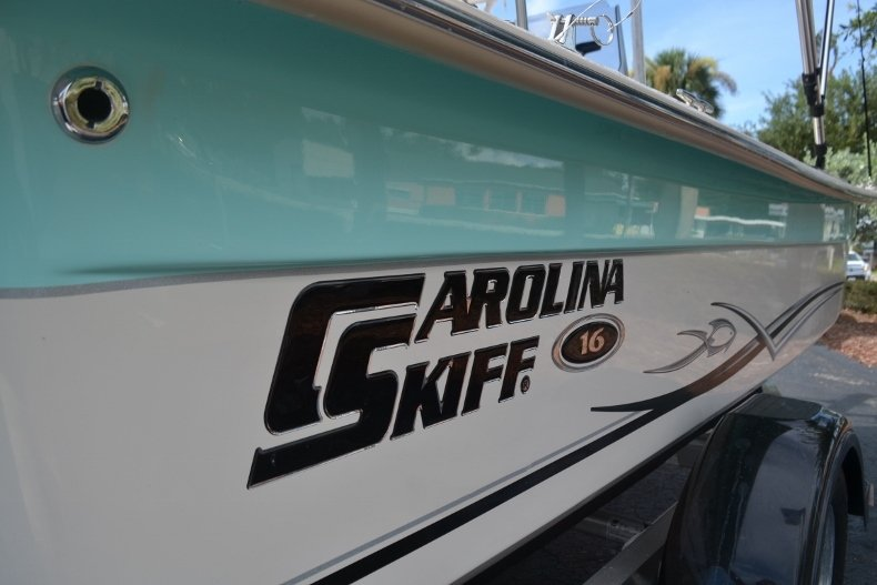 Thumbnail 6 for New 2019 Carolina Skiff 16 JVX boat for sale in Vero Beach, FL