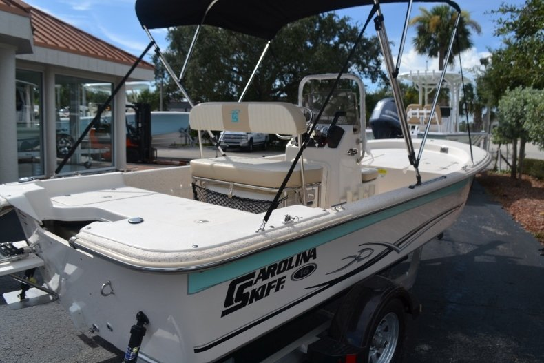 Thumbnail 5 for New 2019 Carolina Skiff 16 JVX boat for sale in Vero Beach, FL