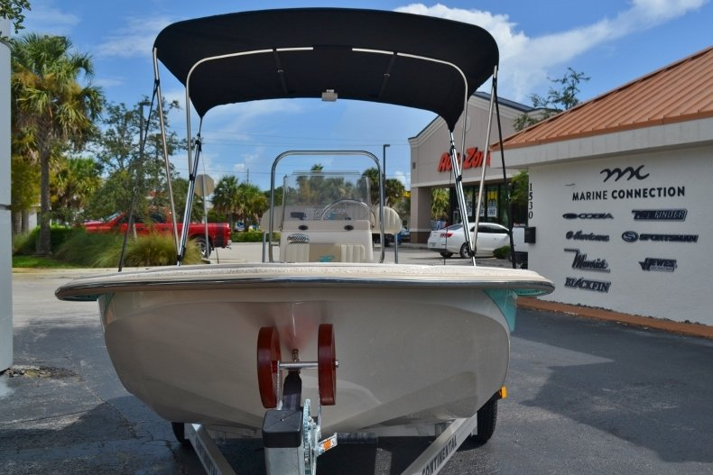 Thumbnail 16 for New 2019 Carolina Skiff 16 JVX boat for sale in Vero Beach, FL