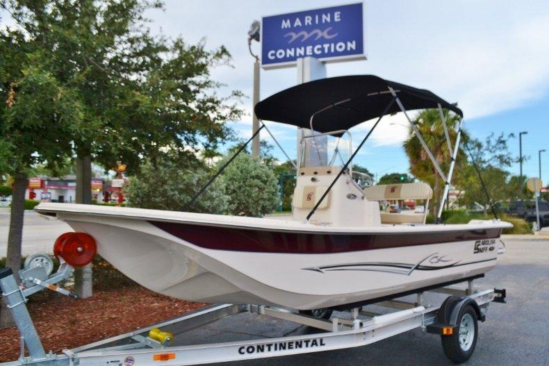 Thumbnail 1 for New 2019 Carolina Skiff 18 JVX boat for sale in Vero Beach, FL