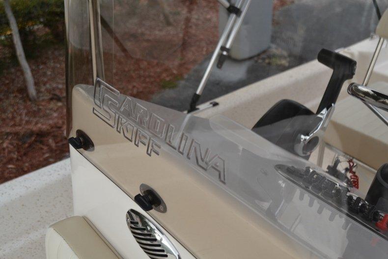 Thumbnail 10 for New 2019 Carolina Skiff 18 JVX boat for sale in Vero Beach, FL