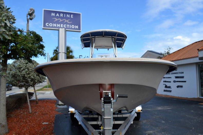 Thumbnail 2 for New 2019 Carolina Skiff 238 DLV boat for sale in Vero Beach, FL