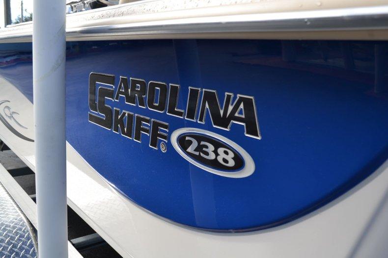 Thumbnail 21 for New 2019 Carolina Skiff 238 DLV boat for sale in Vero Beach, FL