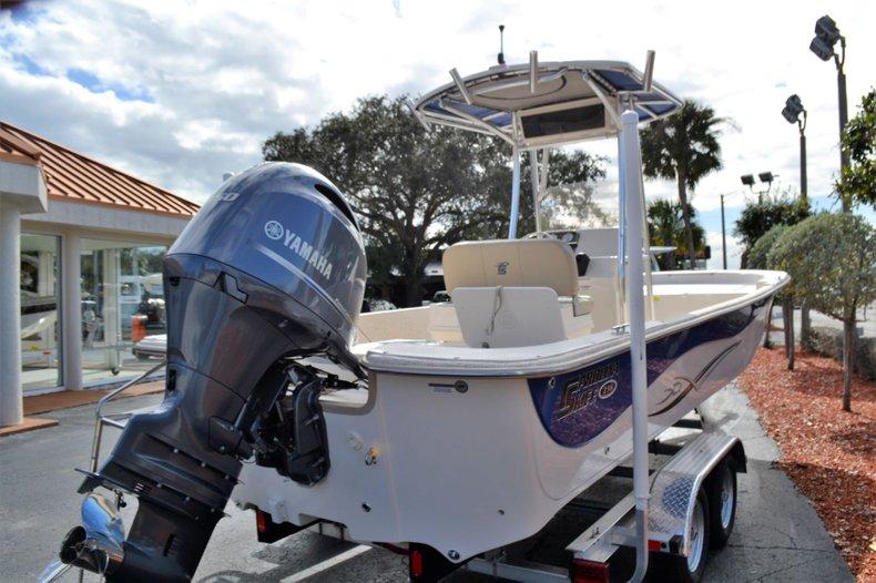 Thumbnail 20 for New 2019 Carolina Skiff 238 DLV boat for sale in Vero Beach, FL