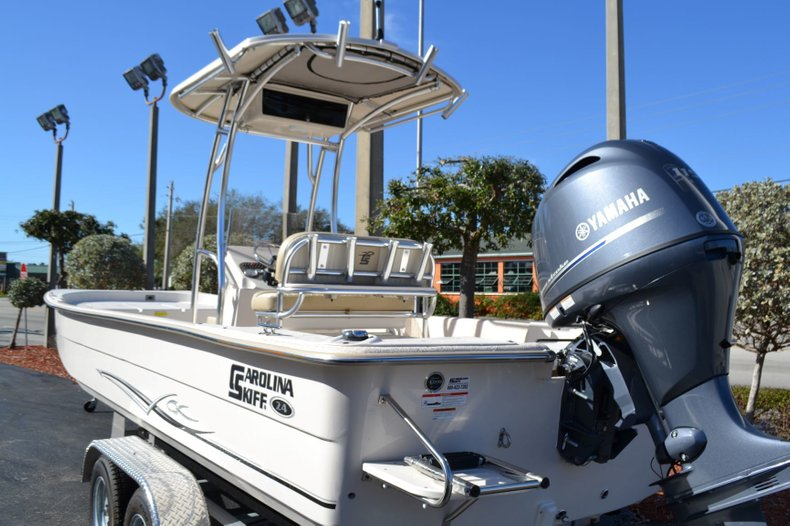 Thumbnail 3 for New 2019 Carolina Skiff 2480 DLX boat for sale in Vero Beach, FL