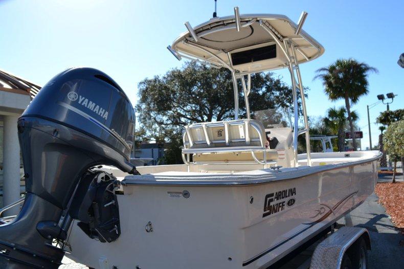 Thumbnail 5 for New 2019 Carolina Skiff 2480 DLX boat for sale in Vero Beach, FL