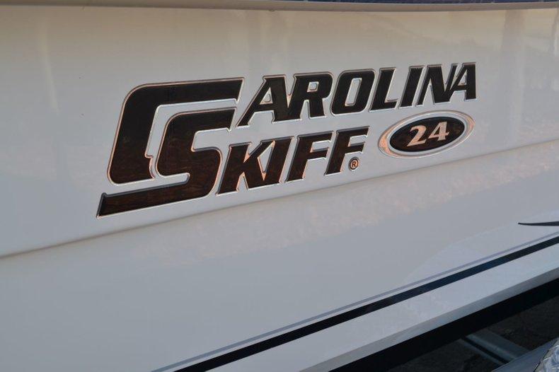 Thumbnail 21 for New 2019 Carolina Skiff 2480 DLX boat for sale in Vero Beach, FL