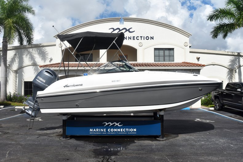 Photo for 2019 Hurricane SunDeck SD 187 OB