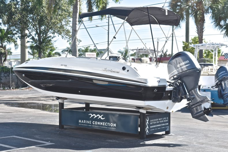 Thumbnail 5 for New 2019 Hurricane 188 SunDeck Sport OB boat for sale in Vero Beach, FL