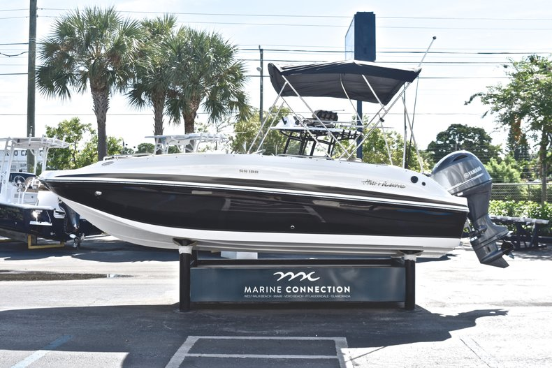 Thumbnail 4 for New 2019 Hurricane 188 SunDeck Sport OB boat for sale in Vero Beach, FL