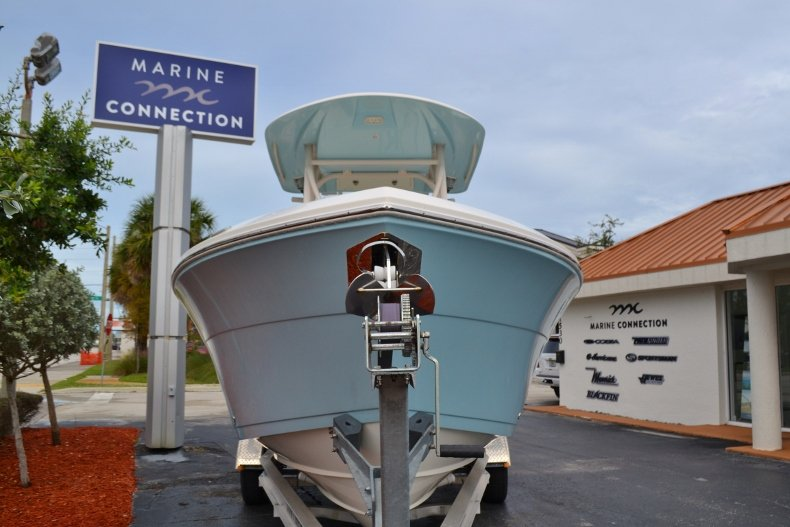 Thumbnail 2 for Used 2016 Cobia 237 Center Console boat for sale in Vero Beach, FL
