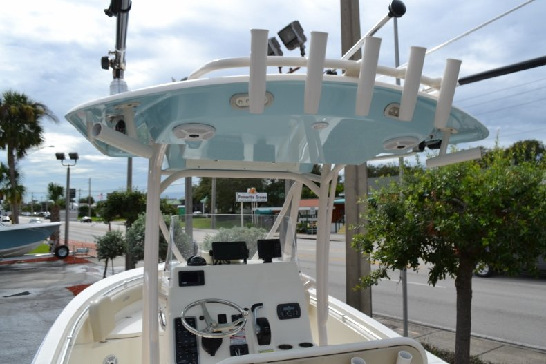 Thumbnail 10 for Used 2016 Cobia 237 Center Console boat for sale in Vero Beach, FL