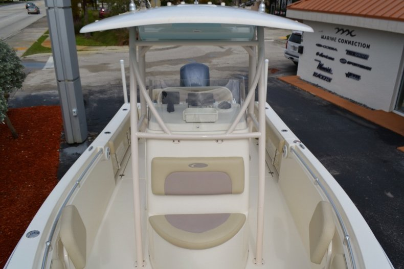 Thumbnail 16 for Used 2016 Cobia 237 Center Console boat for sale in Vero Beach, FL