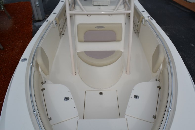 Thumbnail 17 for Used 2016 Cobia 237 Center Console boat for sale in Vero Beach, FL