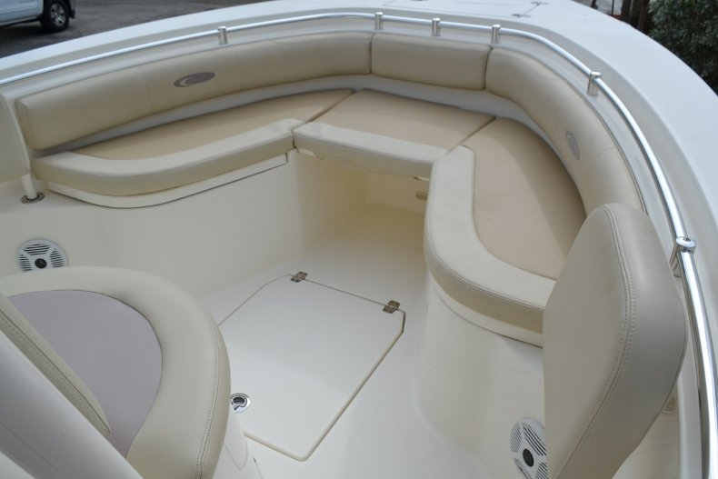Thumbnail 18 for Used 2016 Cobia 237 Center Console boat for sale in Vero Beach, FL