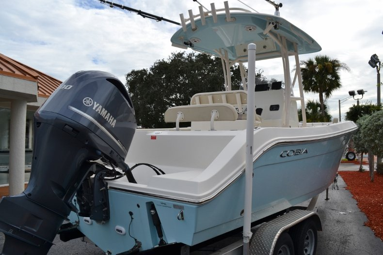 Thumbnail 5 for Used 2016 Cobia 237 Center Console boat for sale in Vero Beach, FL