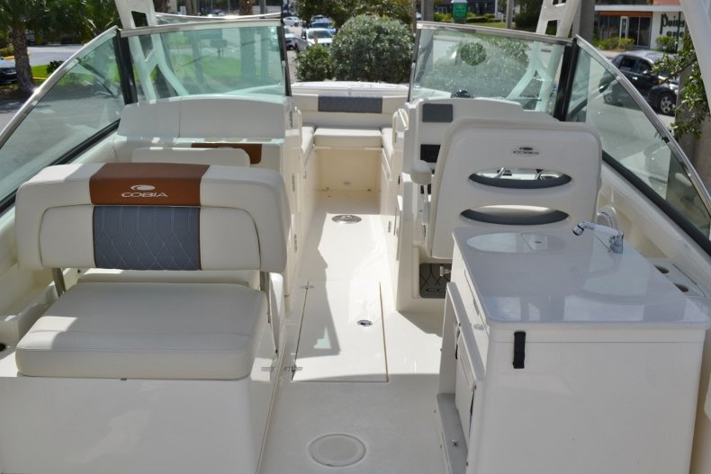 Thumbnail 10 for New 2019 Cobia 280 DC Dual Console boat for sale in Vero Beach, FL