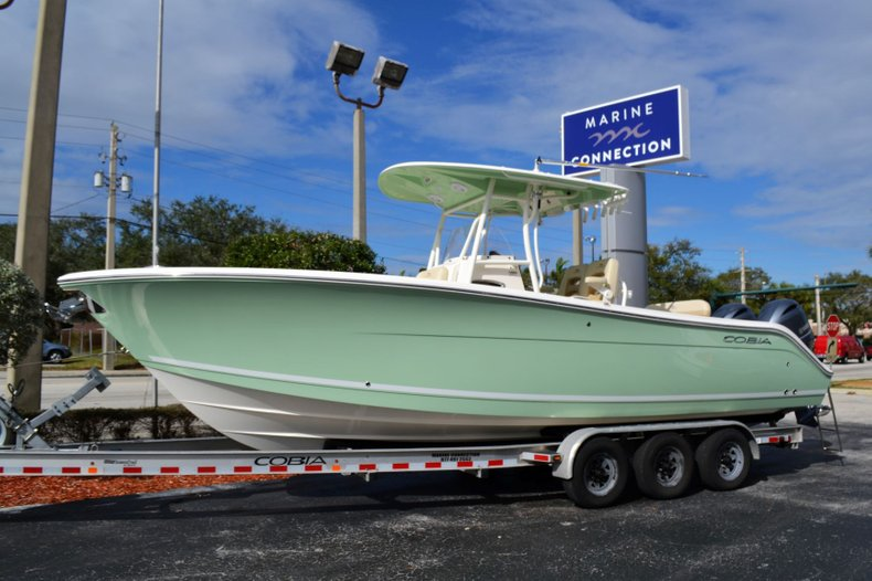 New 2019 Cobia 277 Center Console boat for sale in Vero Beach, FL