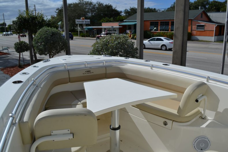 Thumbnail 12 for New 2019 Cobia 277 Center Console boat for sale in Vero Beach, FL