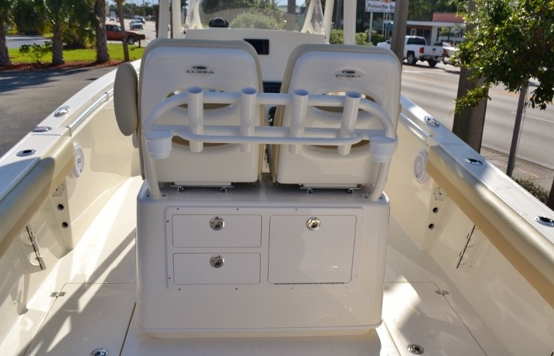Thumbnail 10 for New 2019 Cobia 261 Center Console boat for sale in Vero Beach, FL