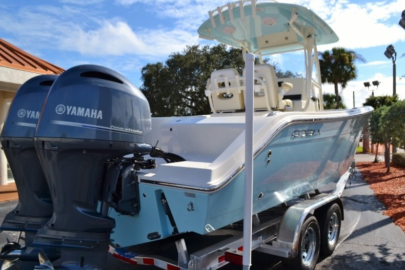 Thumbnail 5 for New 2019 Cobia 261 Center Console boat for sale in Vero Beach, FL