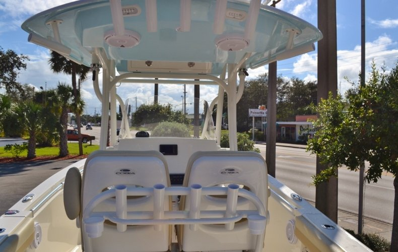 Thumbnail 9 for New 2019 Cobia 261 Center Console boat for sale in Vero Beach, FL