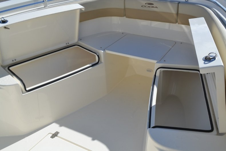 Thumbnail 14 for New 2019 Cobia 261 Center Console boat for sale in Vero Beach, FL