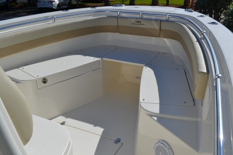 Thumbnail 13 for New 2019 Cobia 261 Center Console boat for sale in Vero Beach, FL