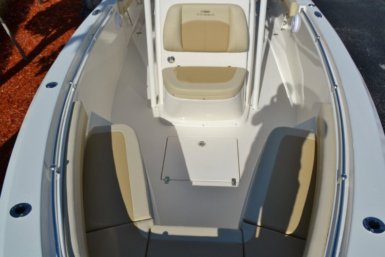 Thumbnail 16 for New 2019 Cobia 261 Center Console boat for sale in Vero Beach, FL