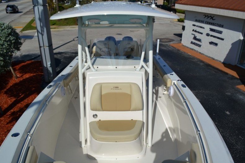 Thumbnail 17 for New 2019 Cobia 261 Center Console boat for sale in Vero Beach, FL