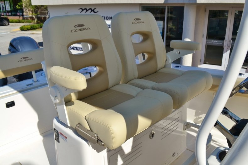 Thumbnail 21 for New 2019 Cobia 261 Center Console boat for sale in Vero Beach, FL