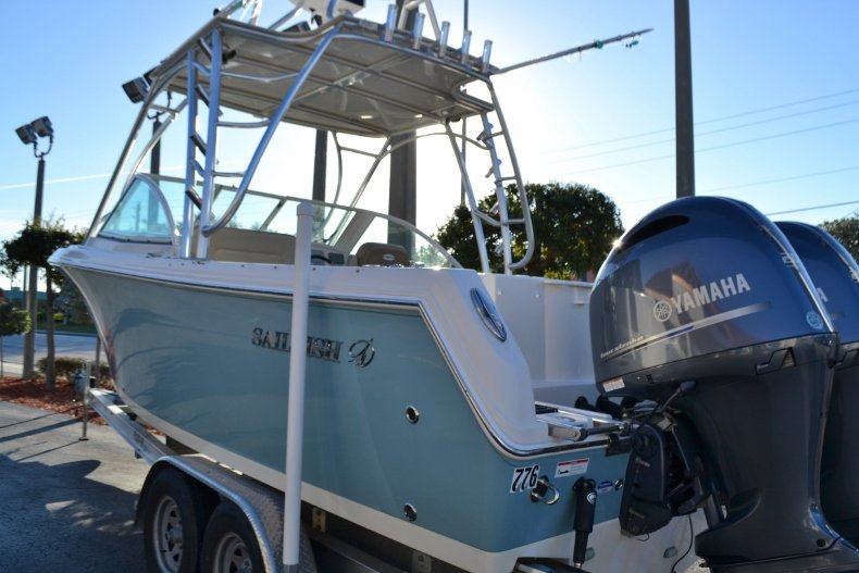Image 4 for 2017 Sailfish 275 Dual Console in Vero Beach, FL