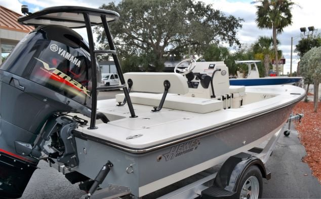 New 2019 Hewes Redfisher 18 boat for sale in Vero Beach, FL (#C031