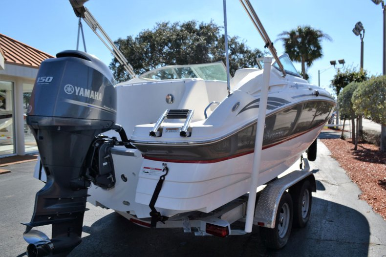 Image 5 for 2013 Hurricane SunDeck SD 2000 OB in Vero Beach, FL