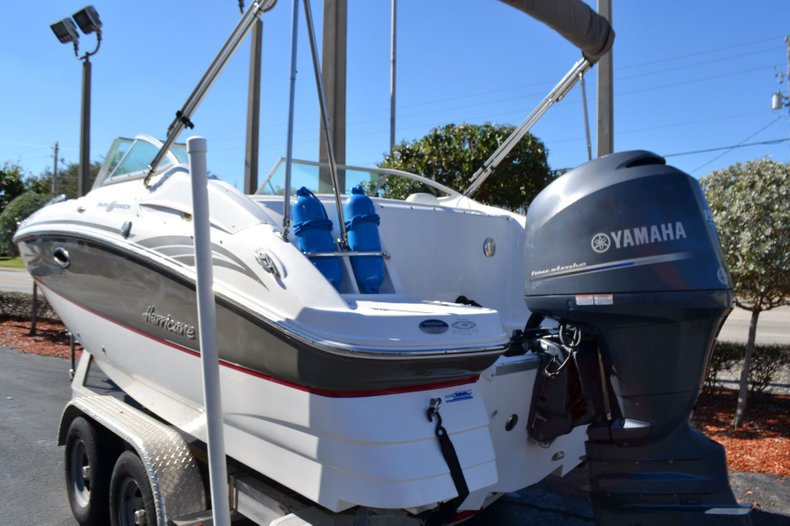 Image 3 for 2013 Hurricane SunDeck SD 2000 OB in Vero Beach, FL